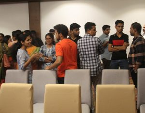 Feb 2019 Pre Departure Event Held At The Avenue Regent Hotel In Kochi