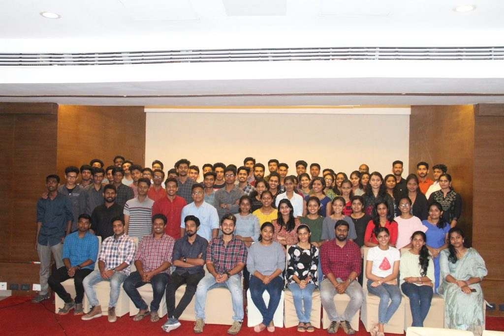 Feb 2020 Pre Departure Event Held At The Avenue Regent Hotel In Kochi